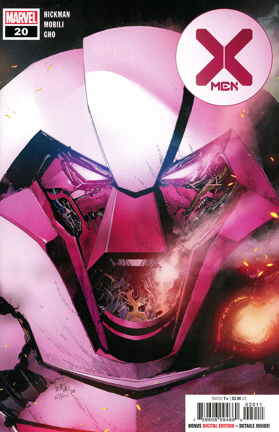 X-Men Vol 5 #20 Cover A Regular Leinil Francis Yu Cover