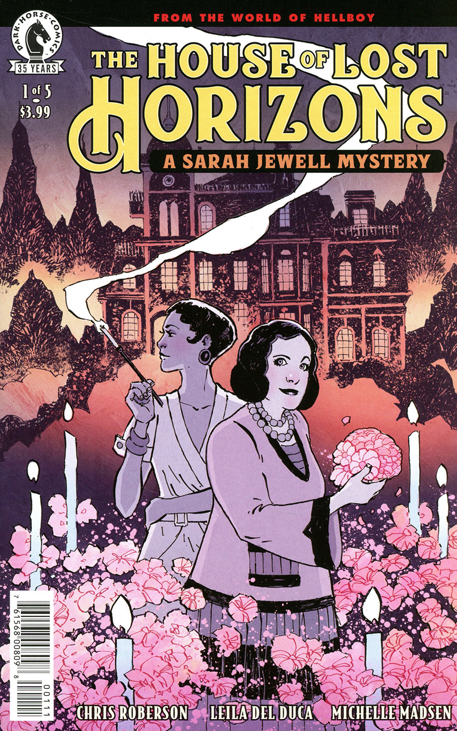 House Of Lost Horizons A Sarah Jewell Mystery #1