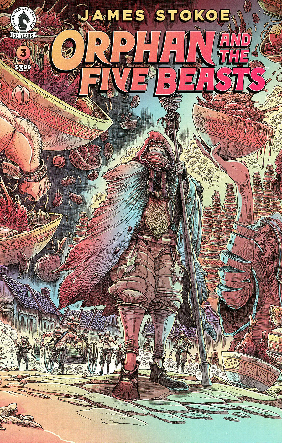 Orphan And The Five Beasts #3