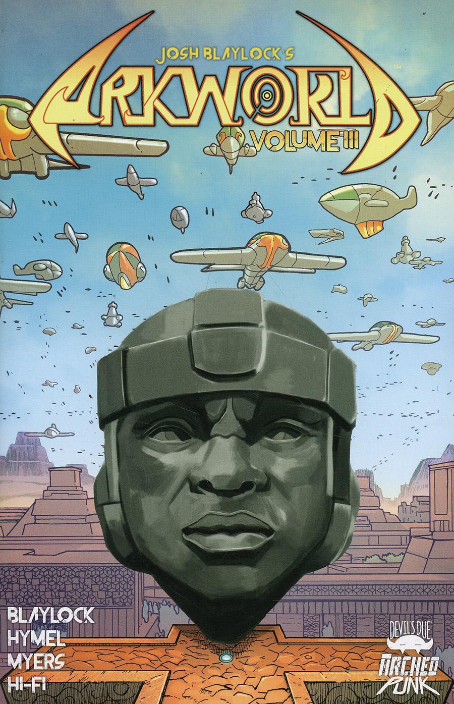 Arkworld #3