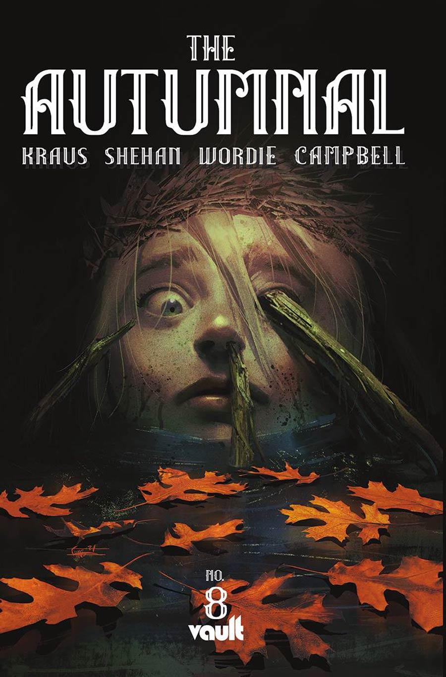 Autumnal #8 Cover A Regular Chris Shehan Cover