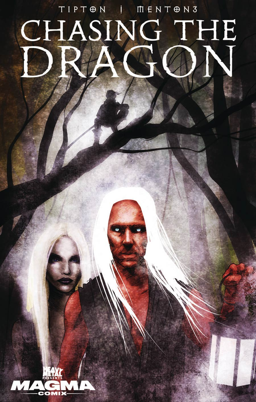 Chasing The Dragon #4 Cover A Regular Menton3 Cover