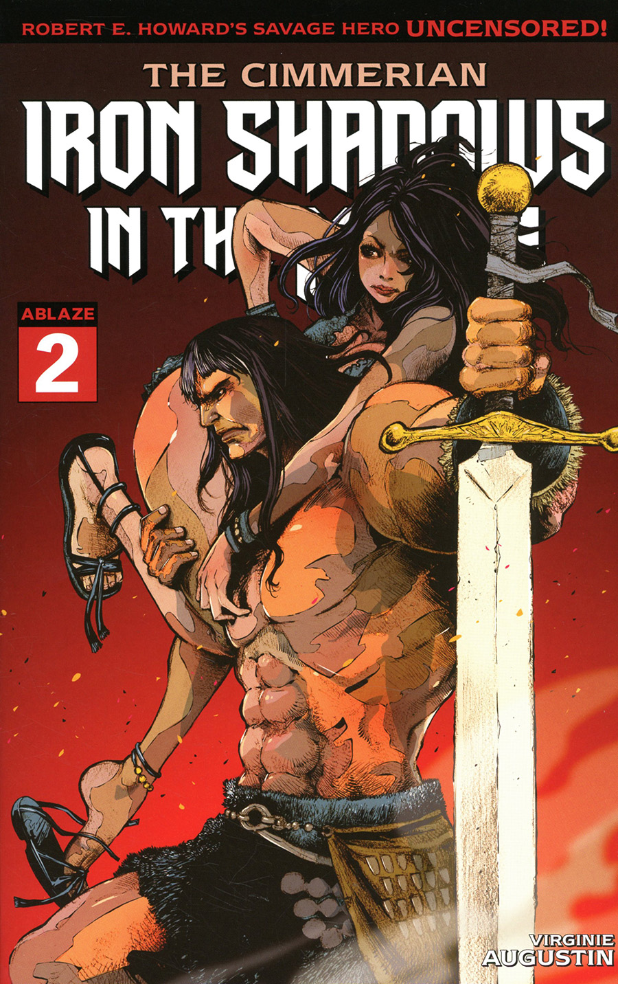 Cimmerian Iron Shadows In The Moon #2 Cover B Variant JBStyle Cover