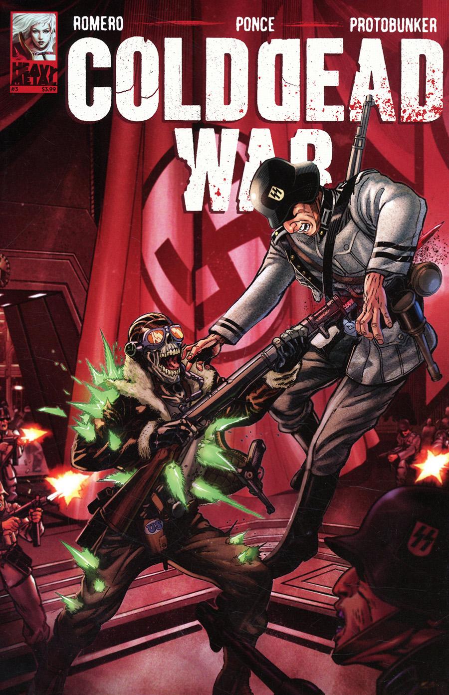 Cold Dead War #3