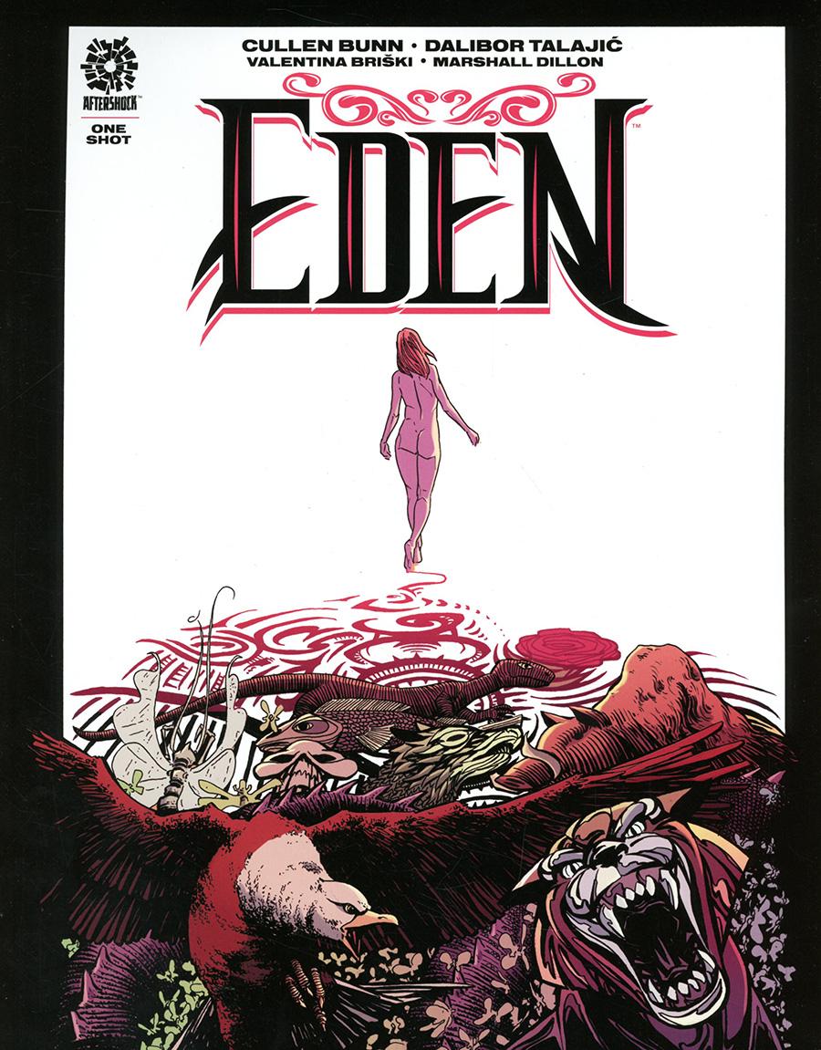 Eden #1 (One Shot) Cover A Regular Dalibor Talajic Cover