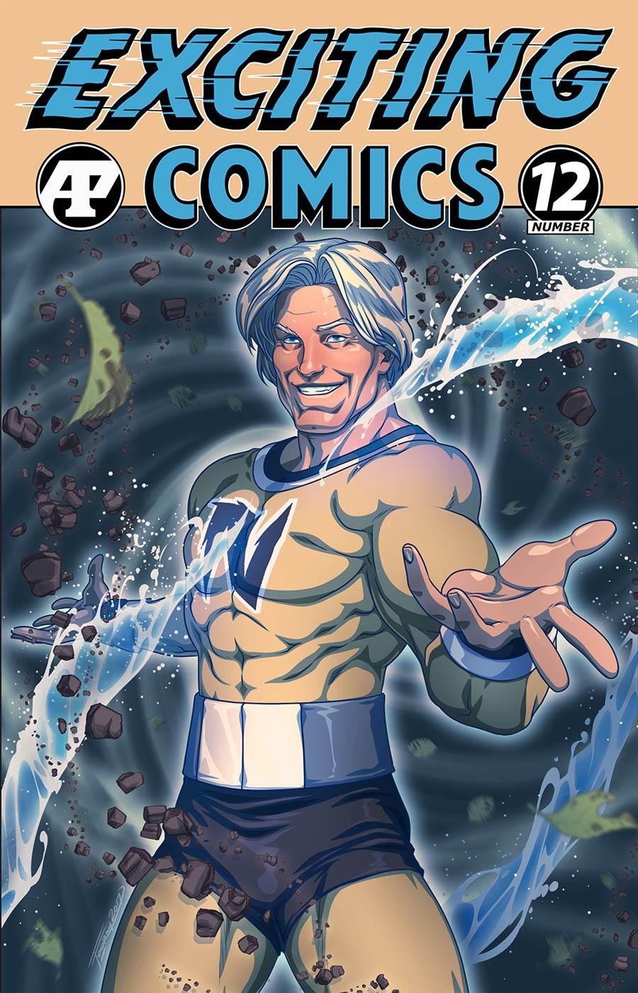 Exciting Comics Vol 2 #12