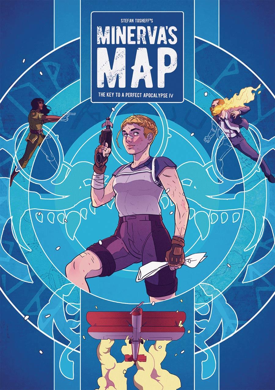 Minervas Map Key To A Perfect Apocalypse #4