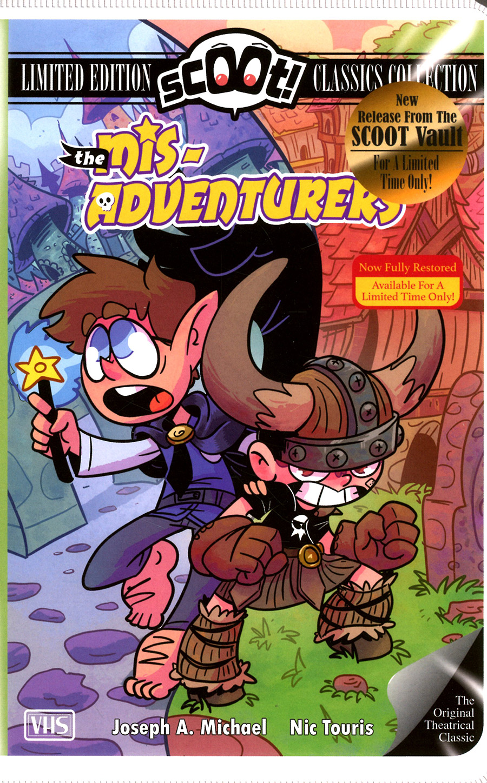 Misadventurers #1