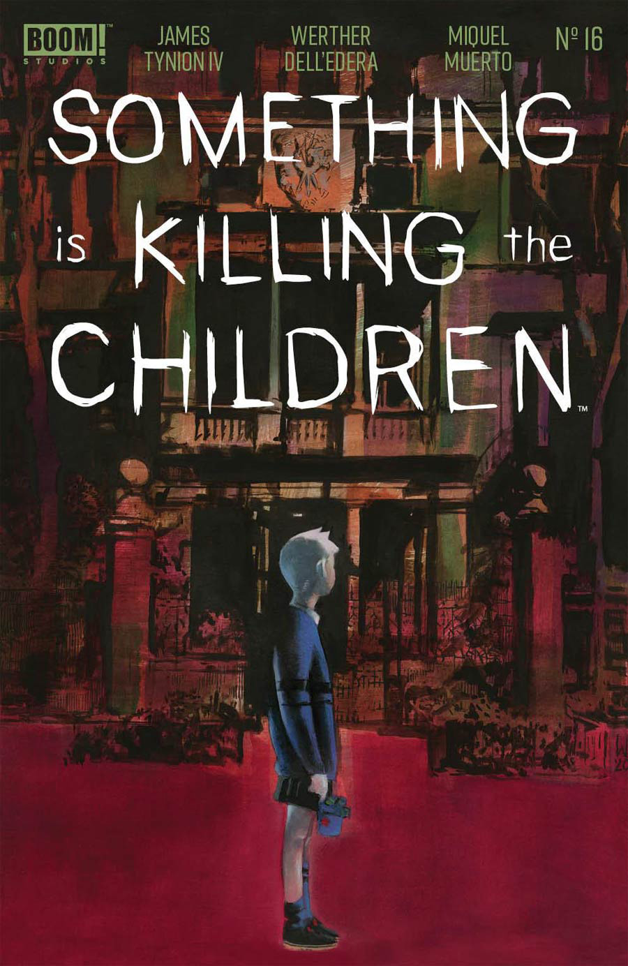 Something Is Killing The Children #16 Cover A Regular Werther Dell Edera Cover