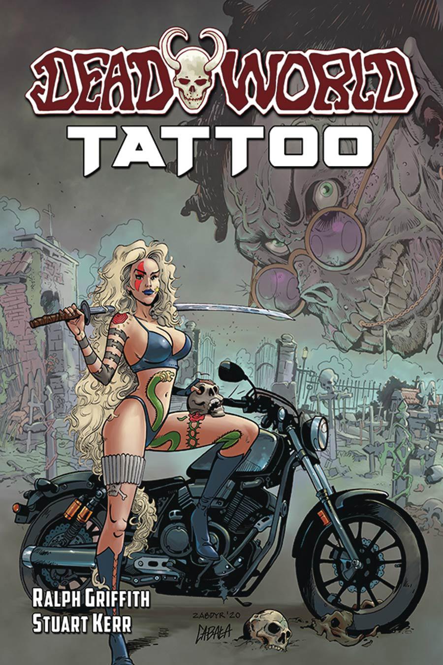 Deadworld Tattoo TP