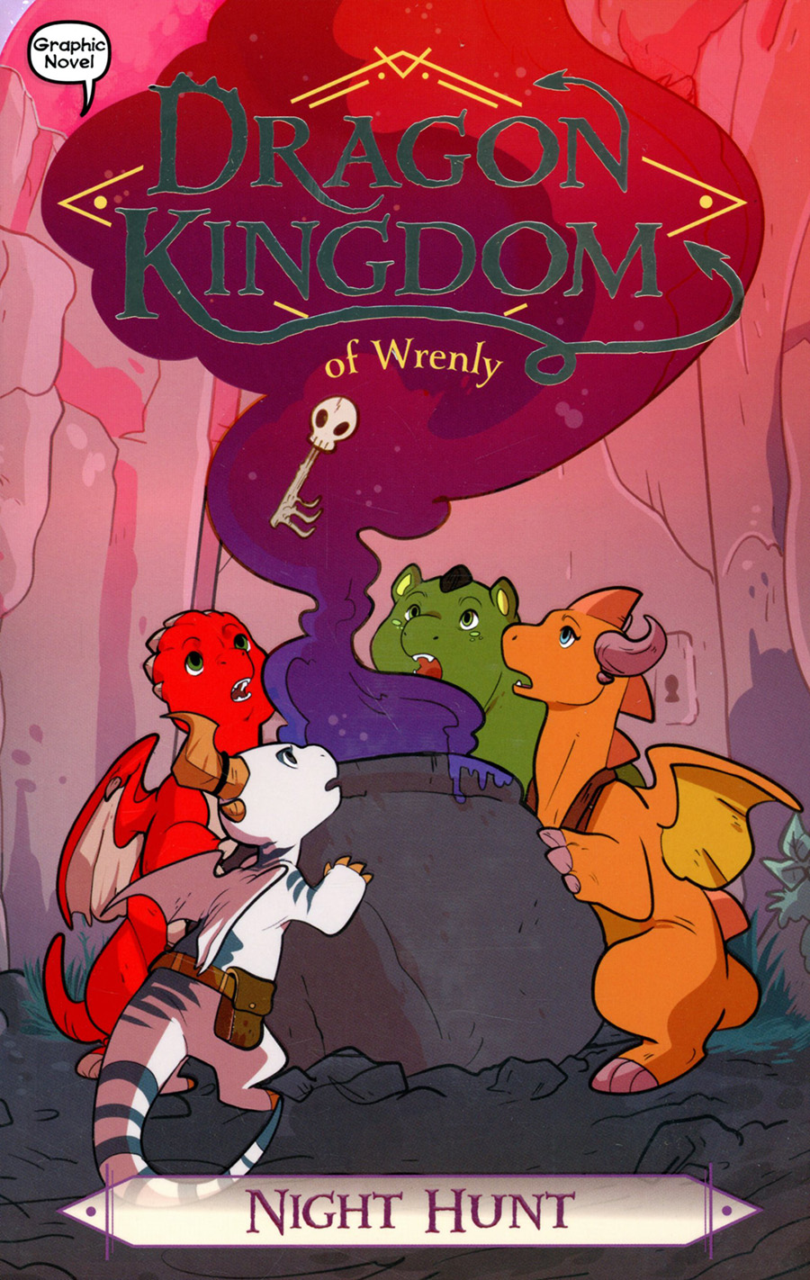 Dragon Kingdom Of Wrenly Vol 3 Night Hunt TP