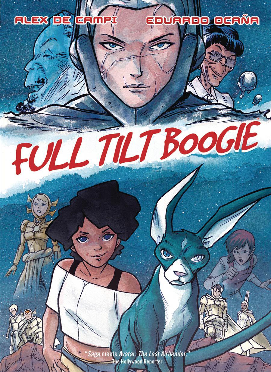 Full Tilt Boogie Vol 1 TP