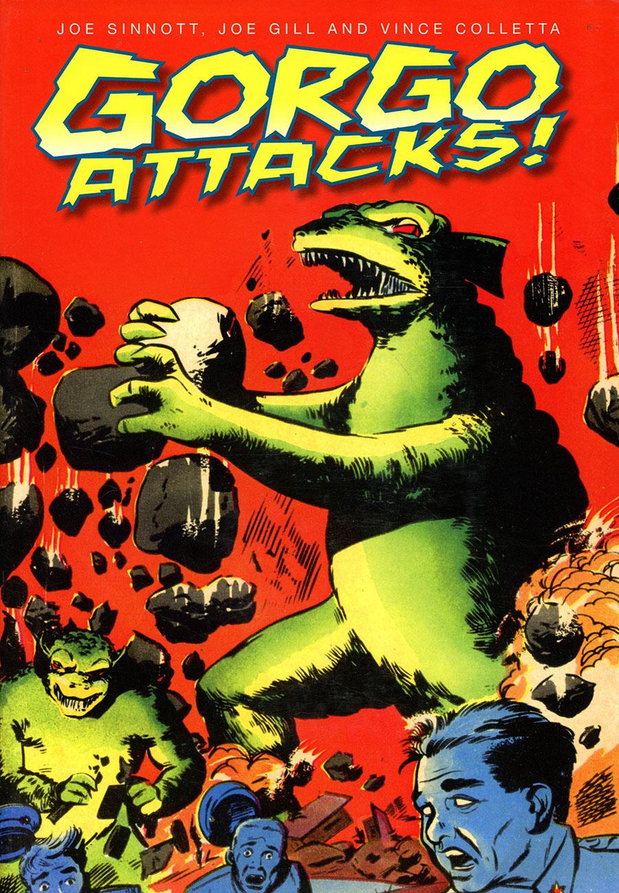 Gorgo Attacks TP