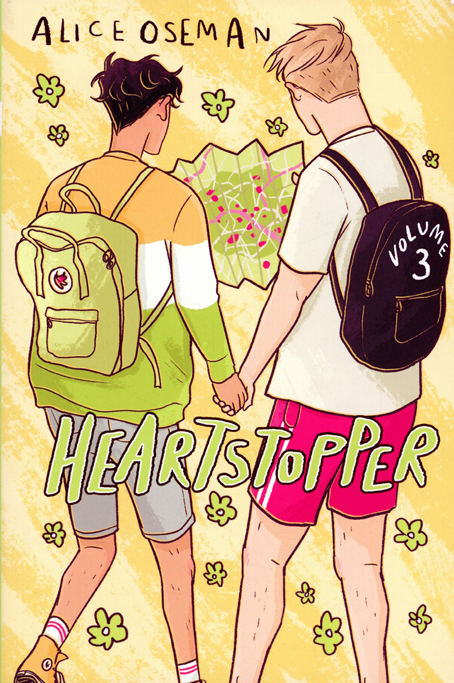 Heartstopper Vol 3 TP