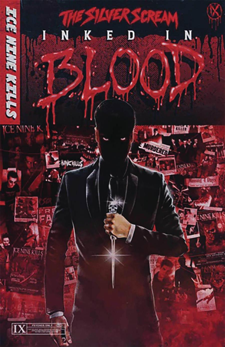Ice Nine Kills Inked In Blood TP