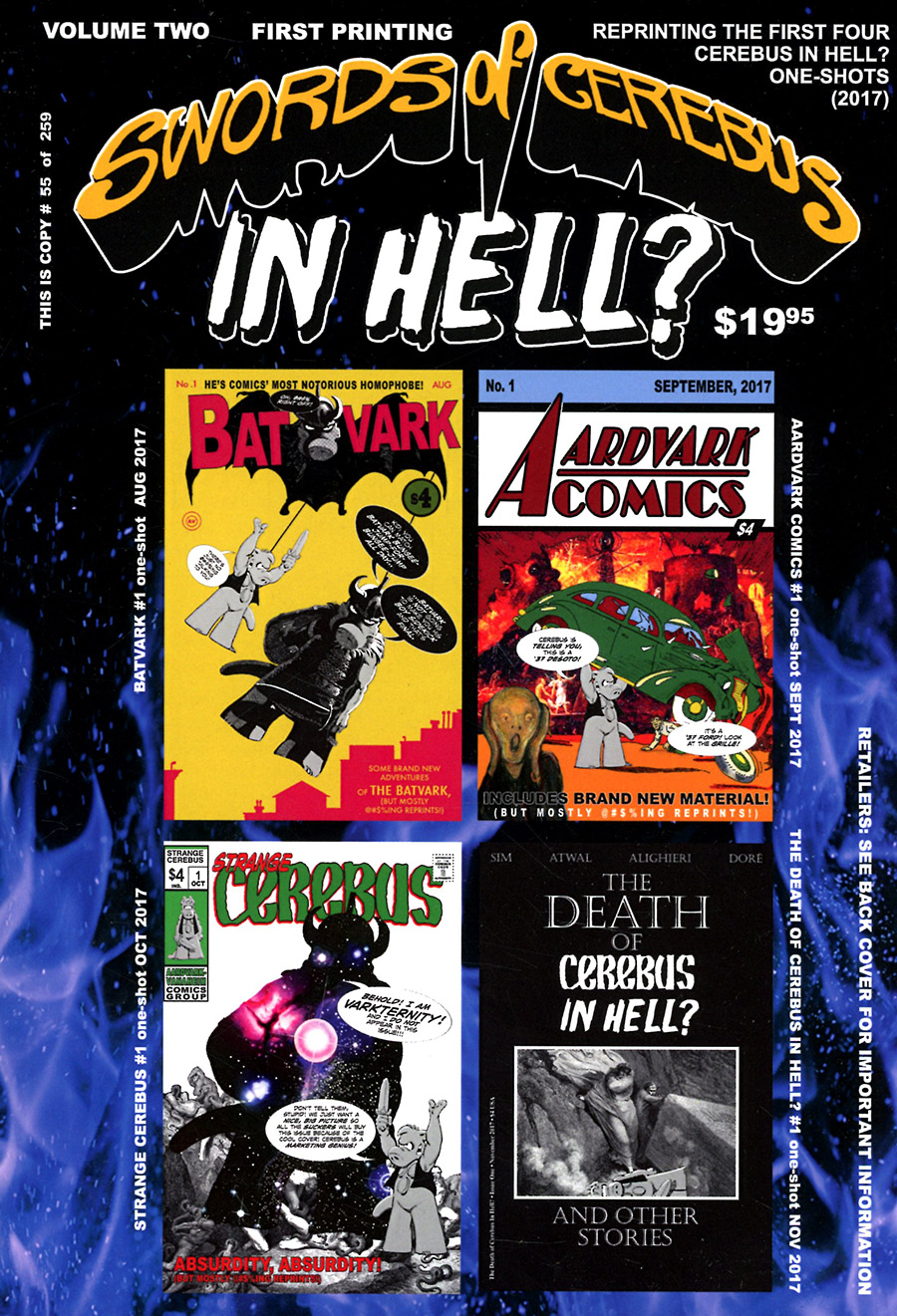 Swords Of Cerebus In Hell Vol 2 TP