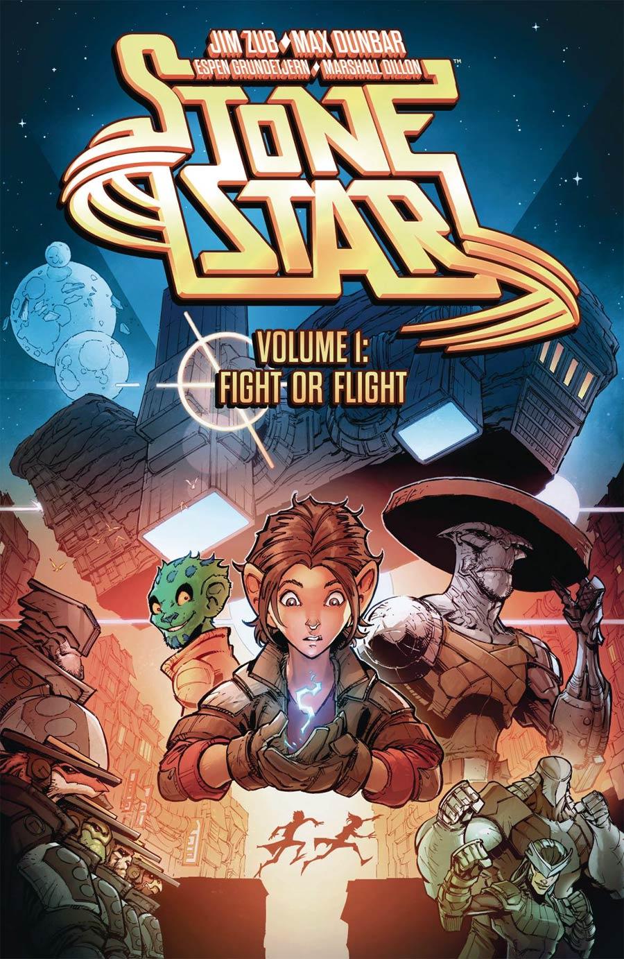 Stone Star Vol 1 Fight Or Flight TP