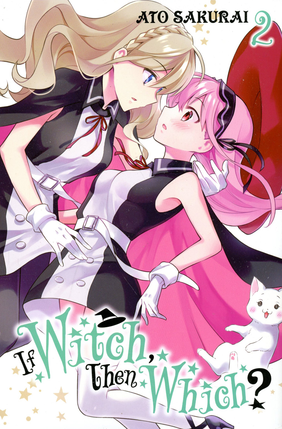 If Witch Then Which Vol 2 GN