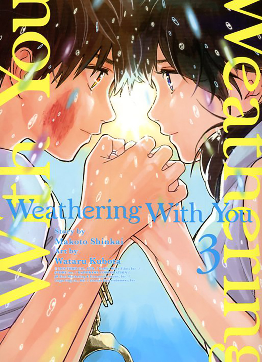 Weathering With You Vol 3 GN