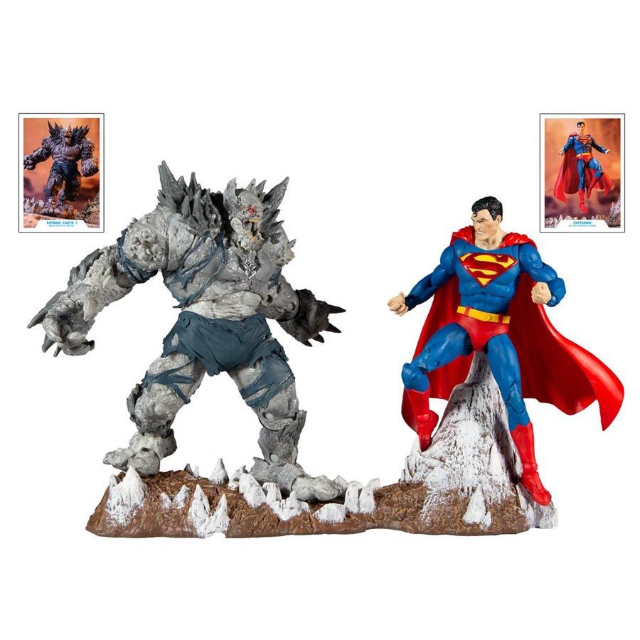 DC Collector Superman vs Devastator 7-Inch Scale 2-Pack Action Figure
