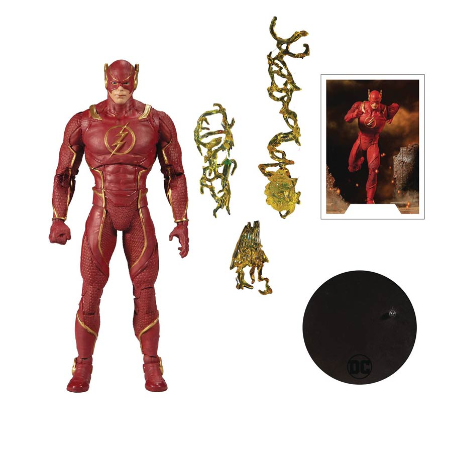 DC Gaming Wave 3 Injustice 2 Flash 7-Inch Scale Action Figure