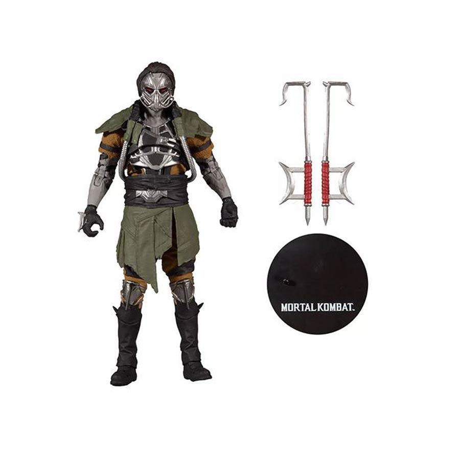 Mortal Kombat Wave 6 Kabal 7-Inch Scale Action Figure