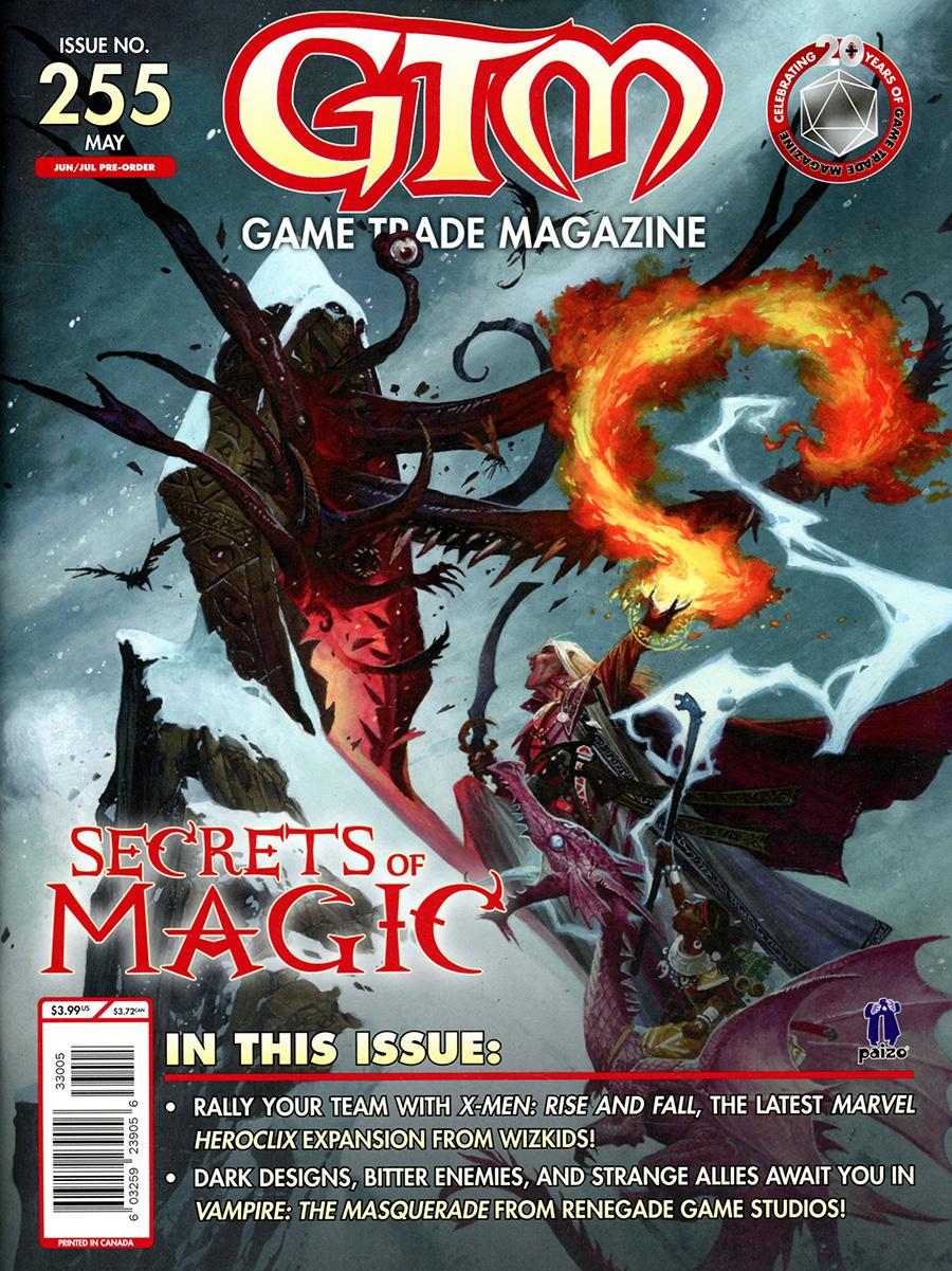 Game Trade Magazine #255