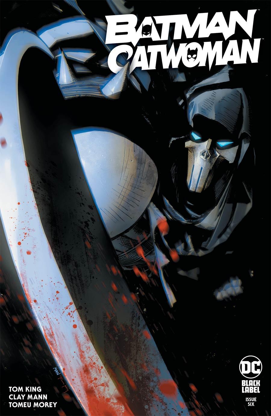 Batman Catwoman #6 Cover A Regular Clay Mann Cover