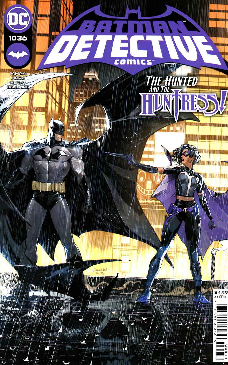Detective Comics Vol 2 #1036 Cover A Regular Dan Mora Cover