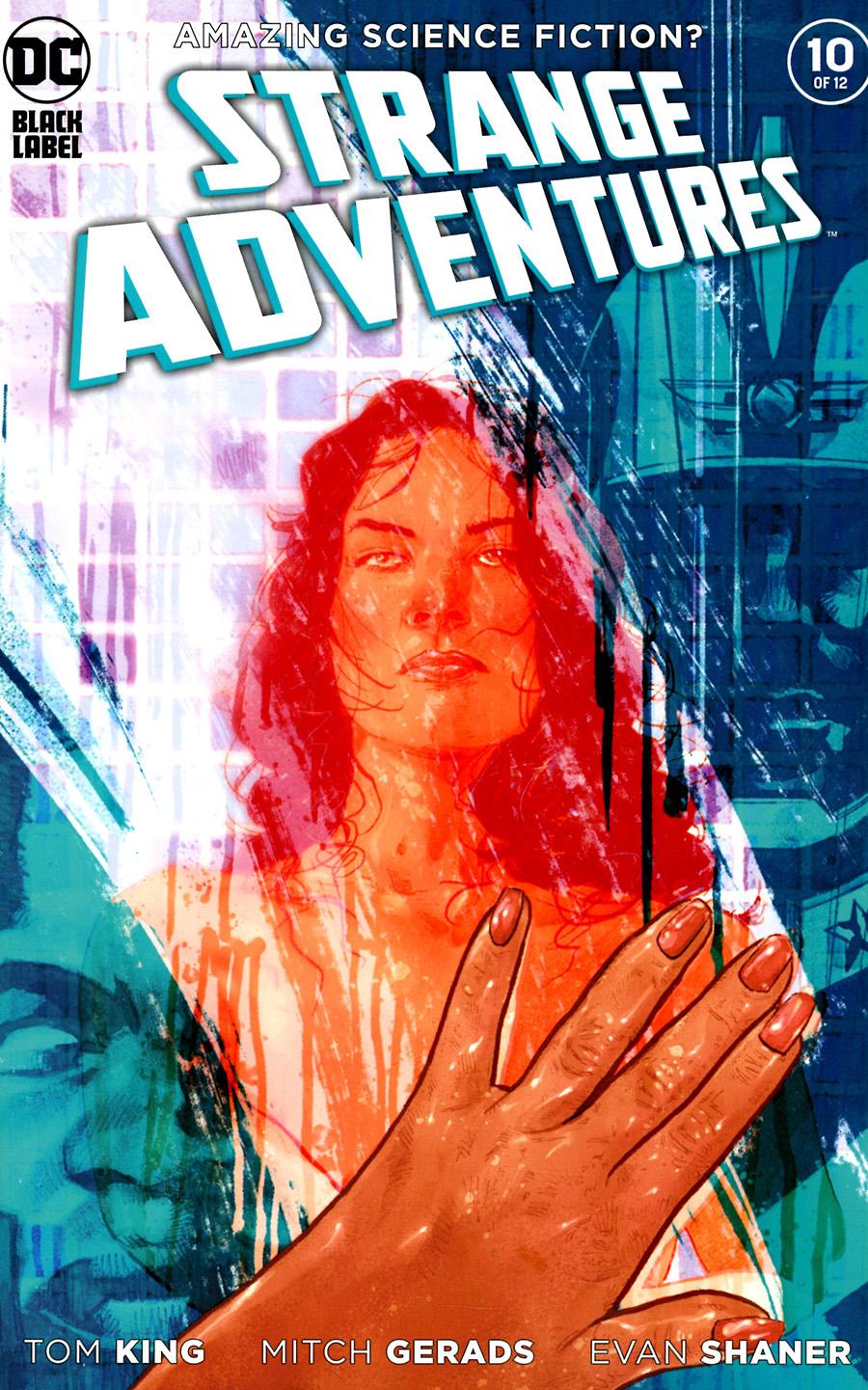 Strange Adventures Vol 4 #10 Cover A Regular Mitch Gerads Cover