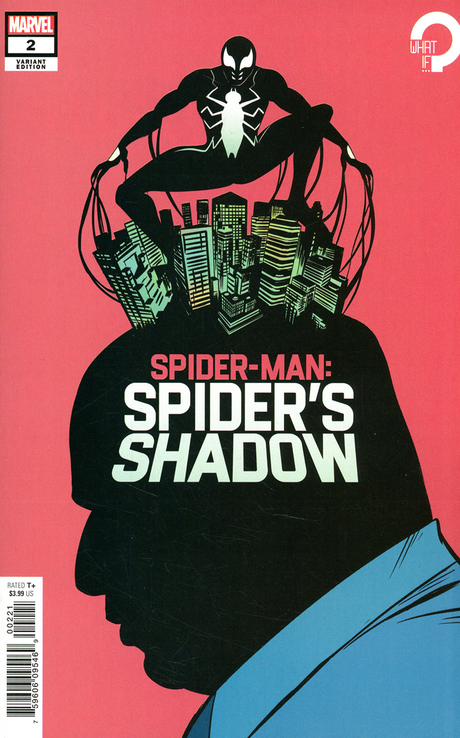 Spider-Man Spiders Shadow #2 Cover B Incentive Natacha Bustos Variant Cover