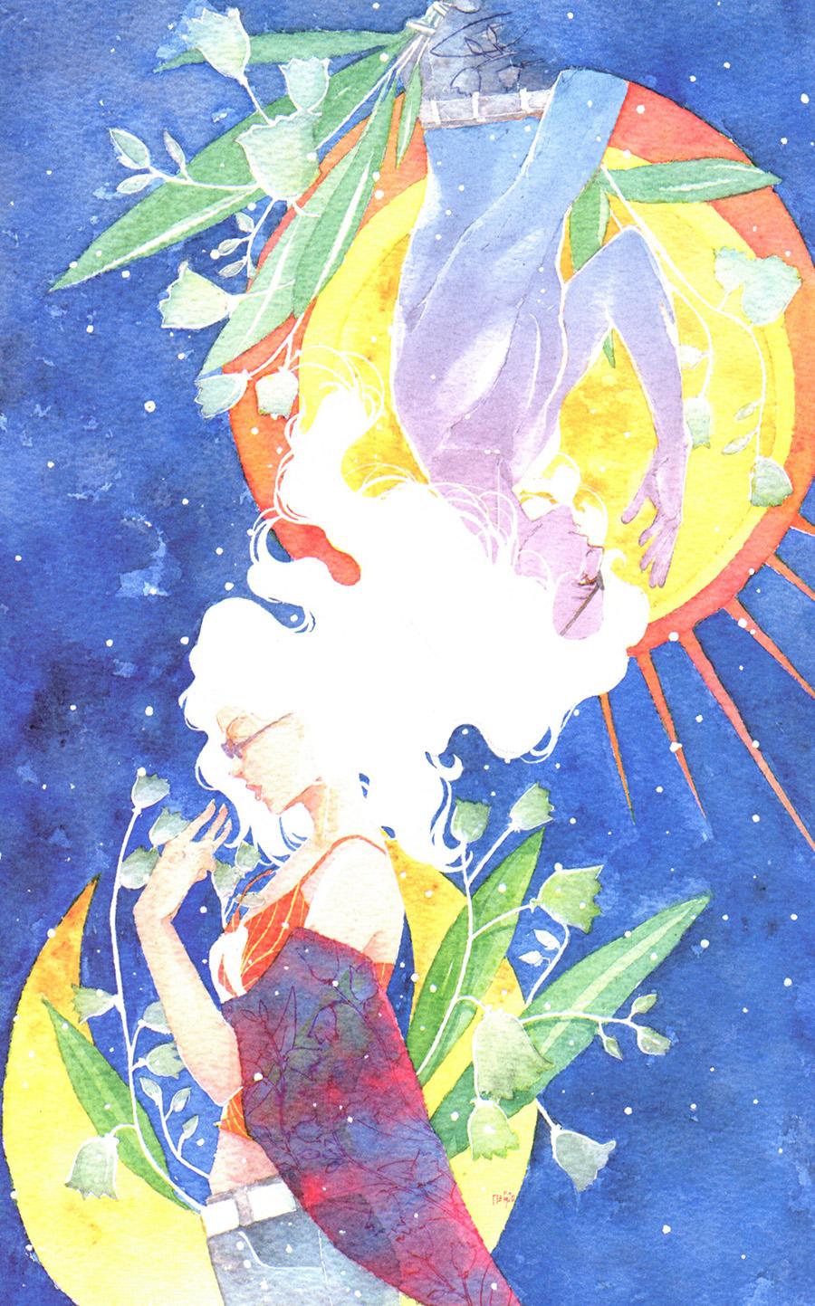 Luna #4 Cover C Incentive Ariela Kristantina Virgin Cover