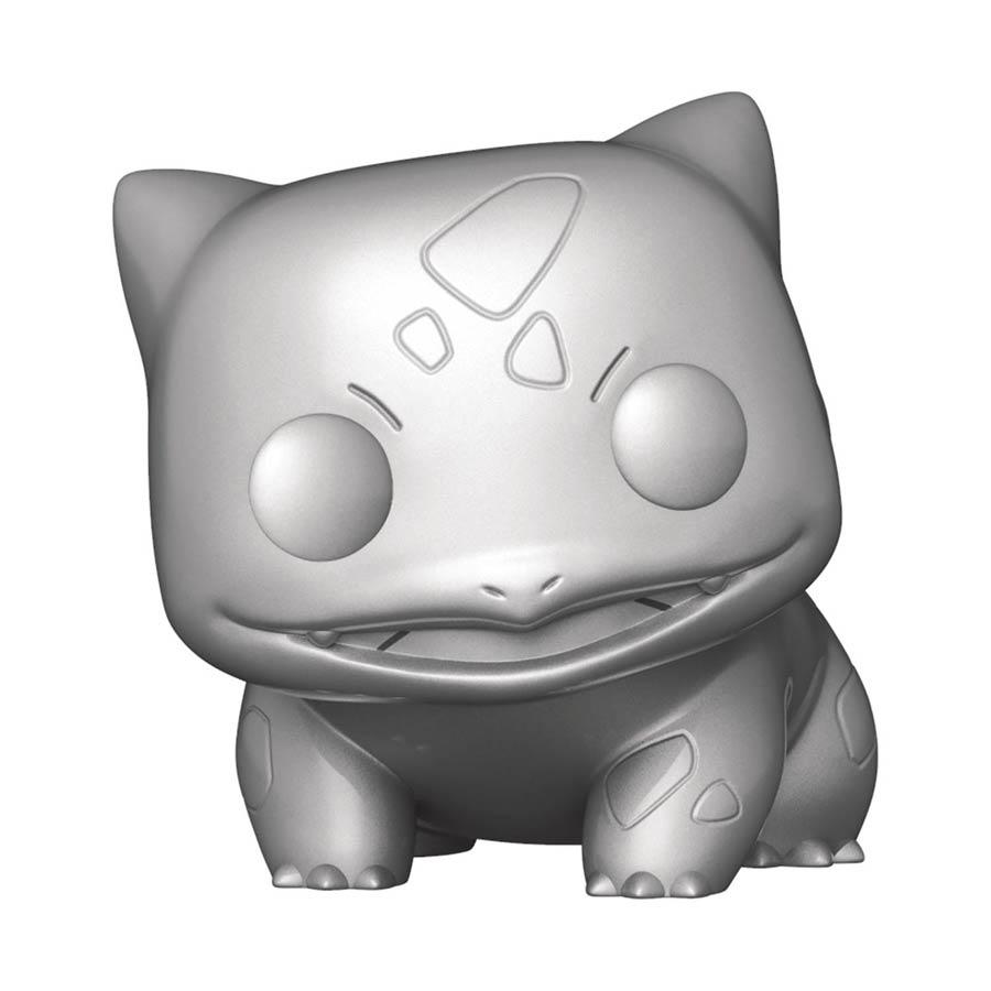 POP Games Pokemon Bulbasaur (SV/MT) Vinyl Figure