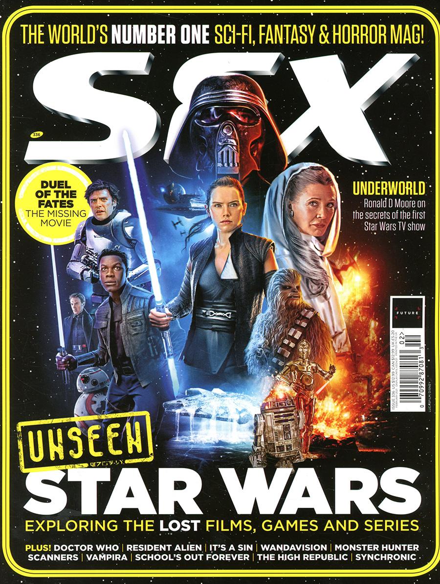 SFX UK #336 February 2021