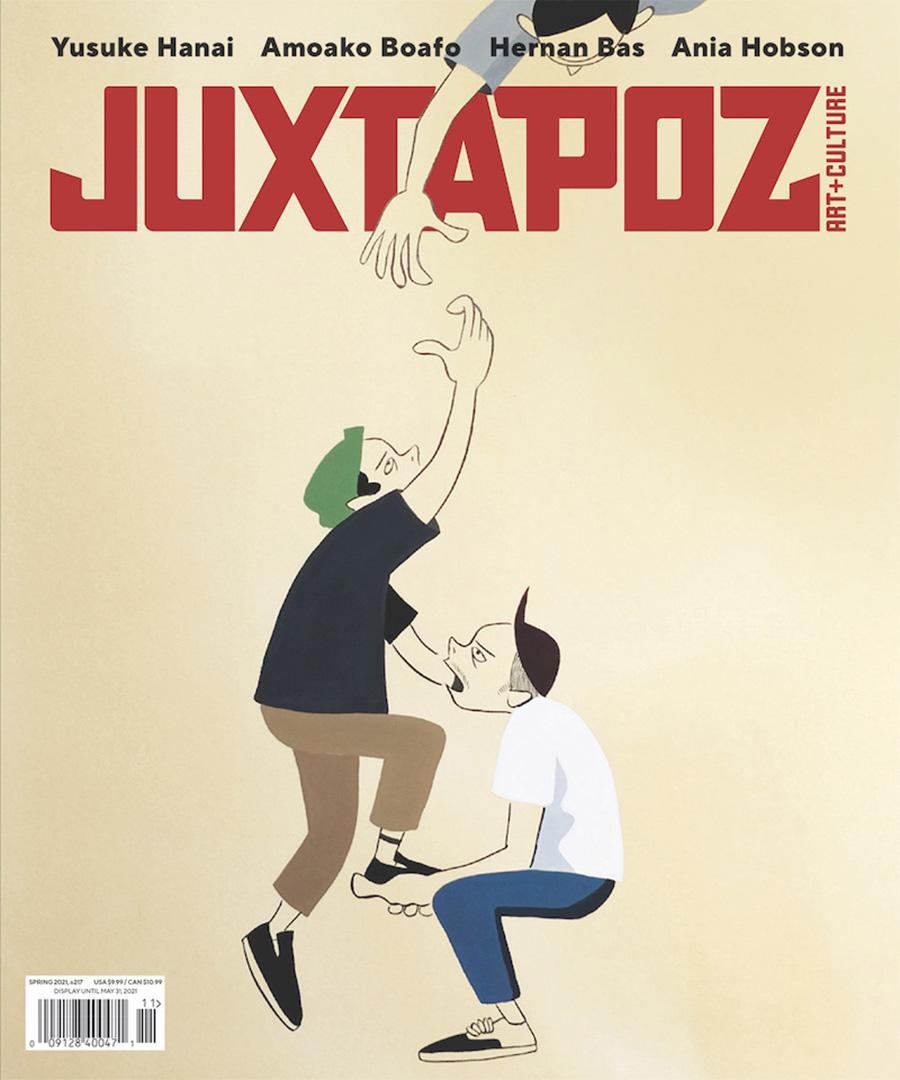 Juxtapoz #217 Spring 2021