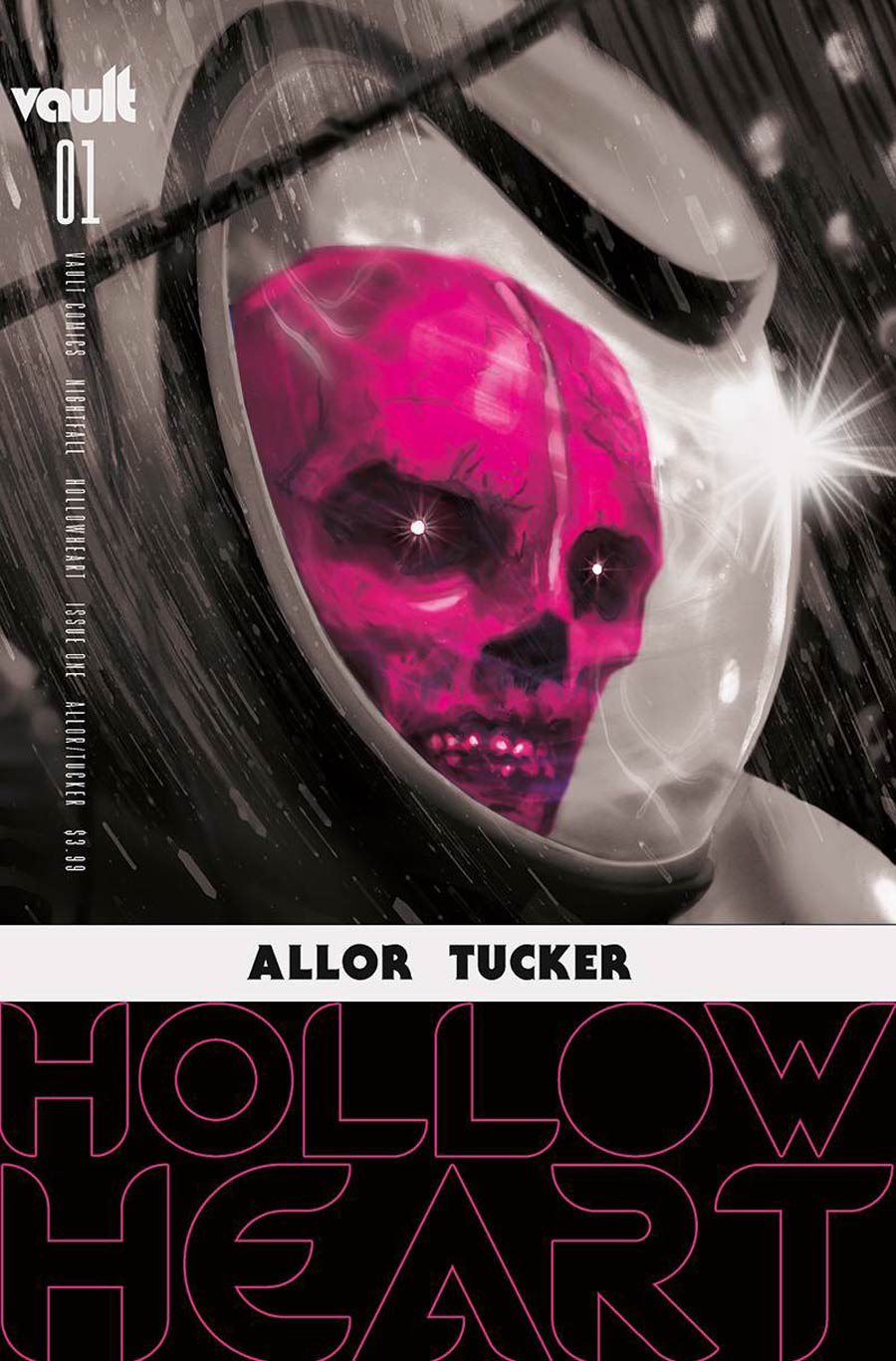 Hollow Heart #1 Cover F 2nd Ptg