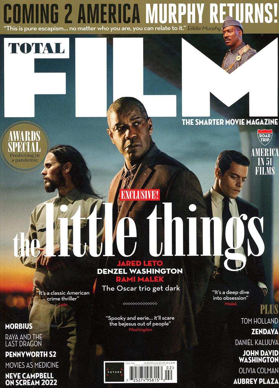 Total Film UK #308 February 2021