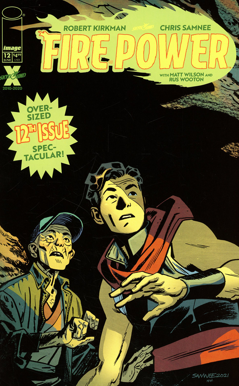 Fire Power By Kirkman & Samnee #12 Cover A Regular Chris Samnee & Matt Wilson Cover