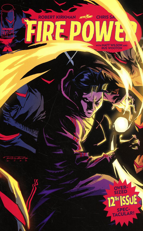 Fire Power By Kirkman & Samnee #12 Cover K Variant Khary Randolph Cover