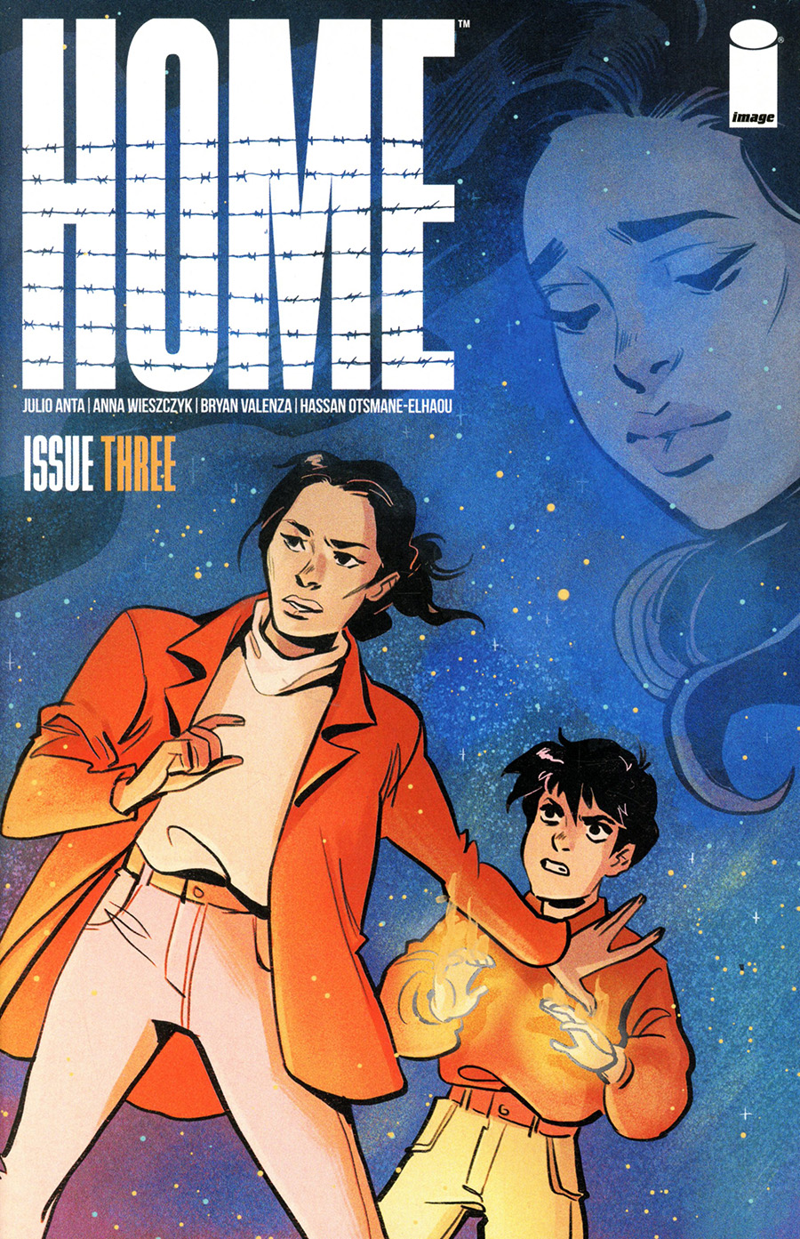 Home (Image Comics) #3 Cover A Regular Lisa Sterle Cover