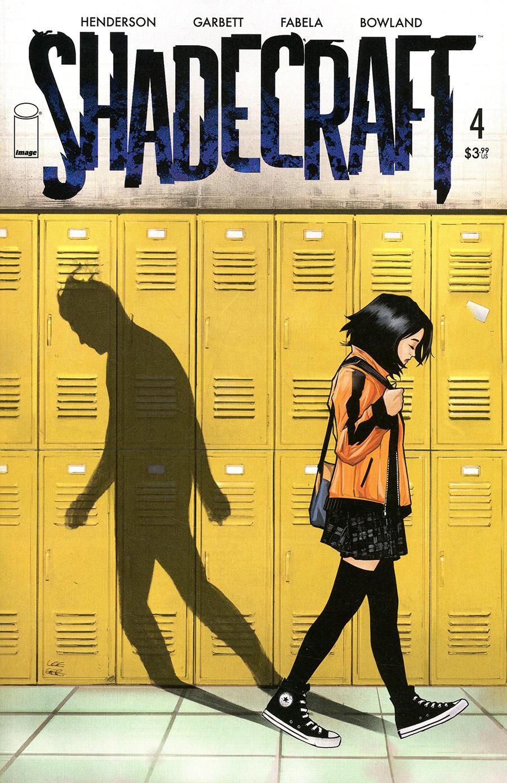 Shadecraft #4 Cover A Regular Lee Garbett Cover