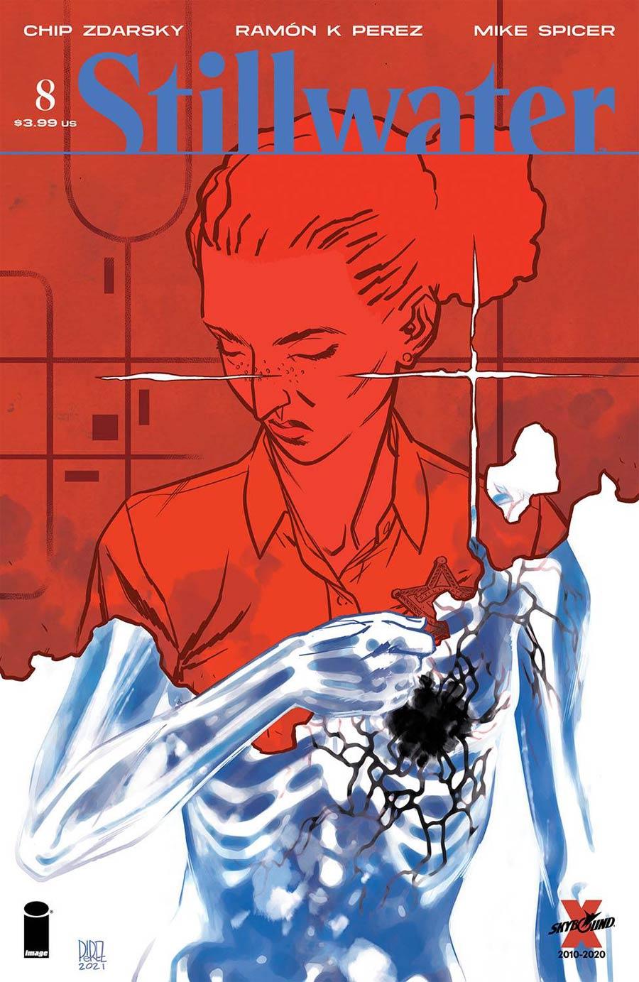 Stillwater By Zdarsky & Perez #8 Cover A Regular Ramon K Perez Cover