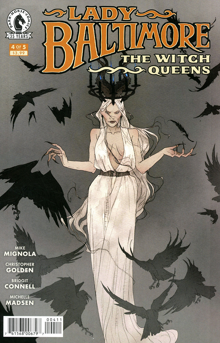 Lady Baltimore Witch Queens #4