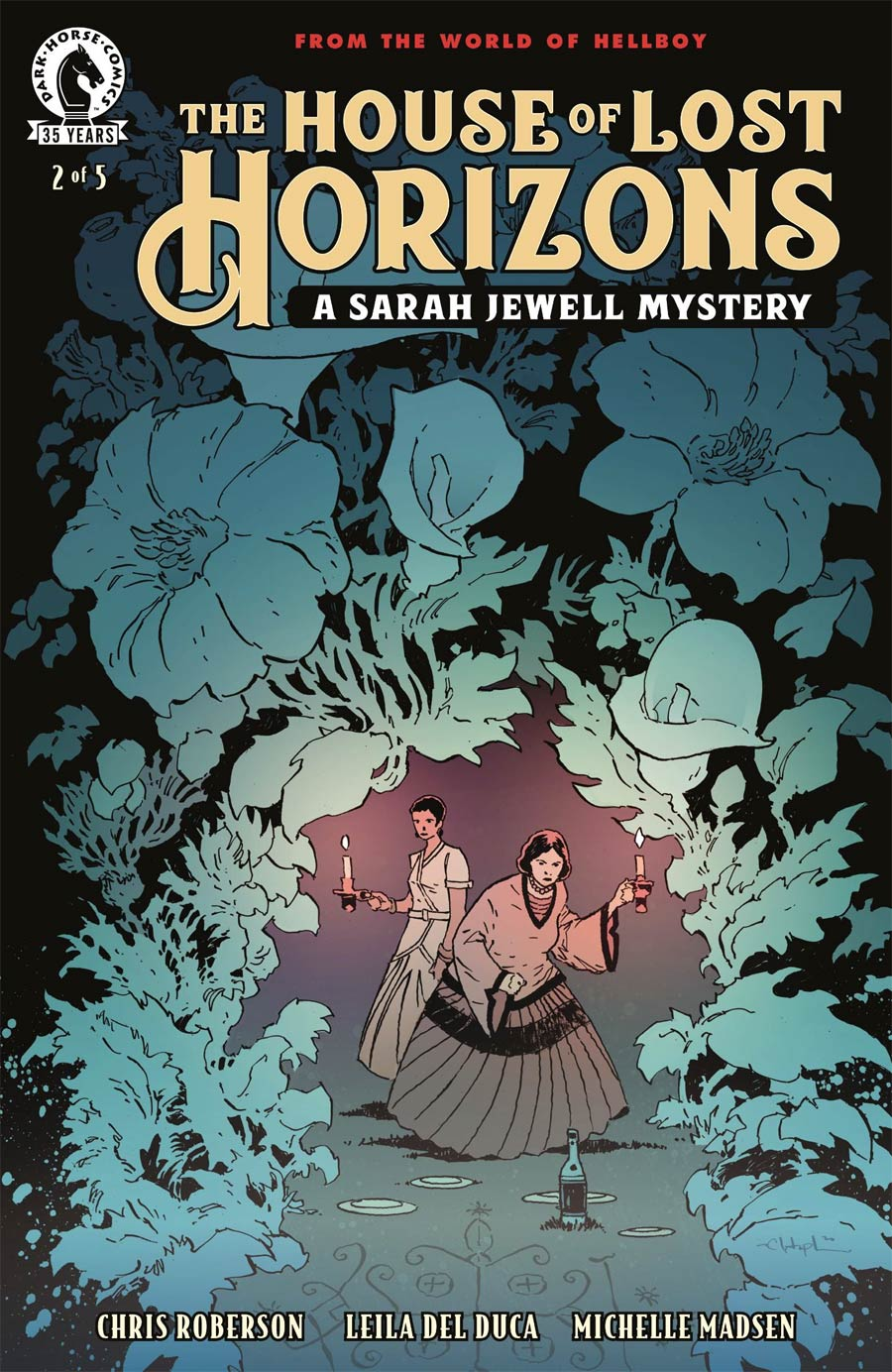 House Of Lost Horizons A Sarah Jewell Mystery #2