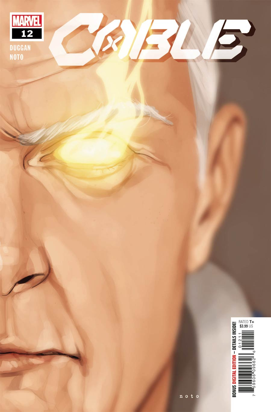 Cable Vol 4 #12 Cover A Regular Phil Noto Cover
