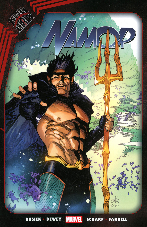 King In Black Namor TP