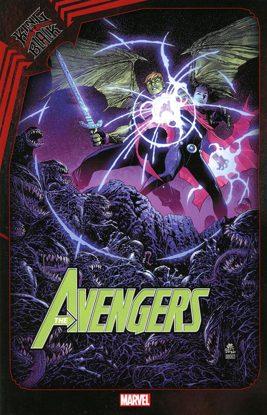King In Black Avengers TP