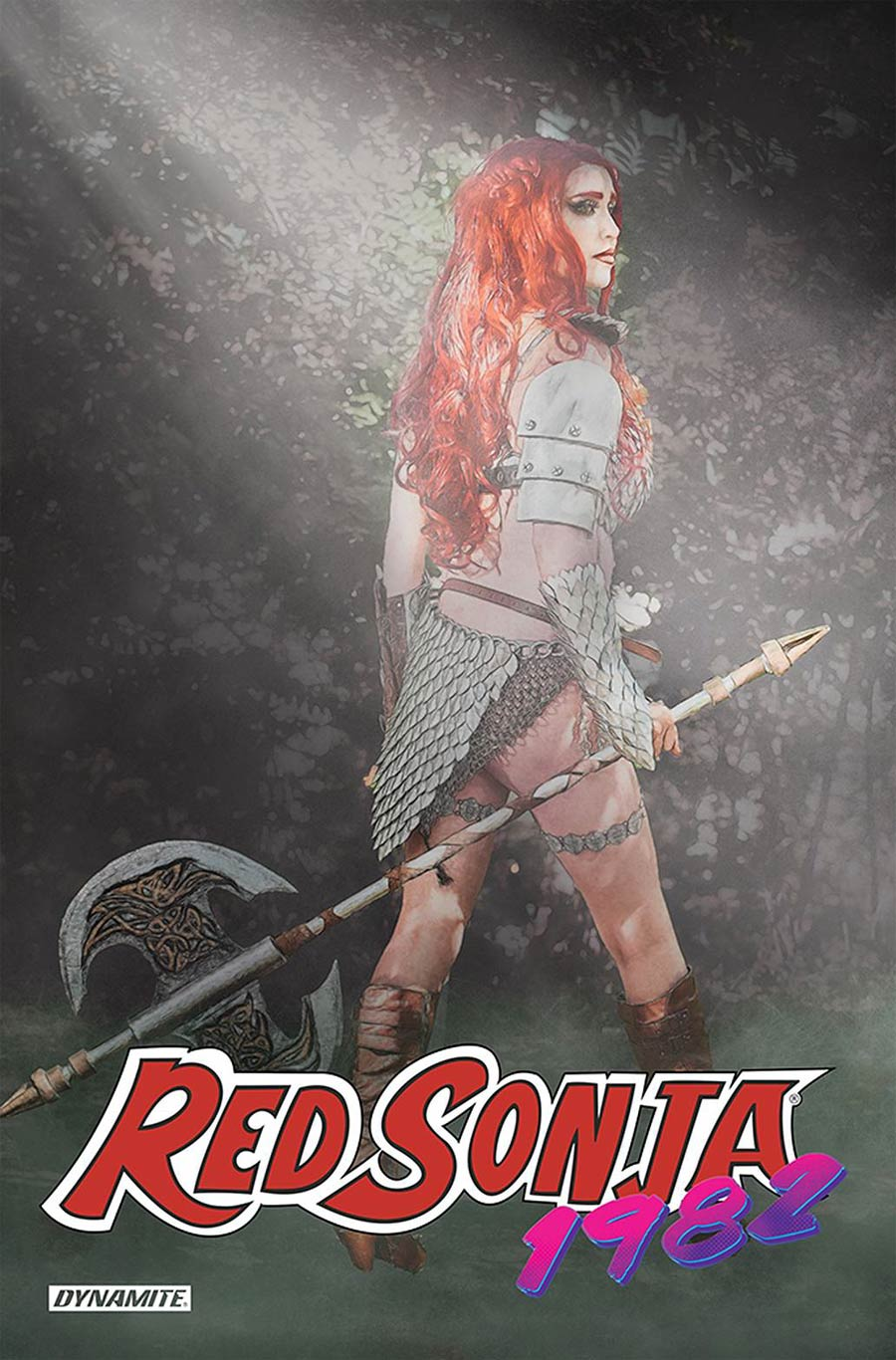Red Sonja 1982 #1 (One Shot) Cover C Variant Alyssa Stargoddess Cosplay Photo Cover