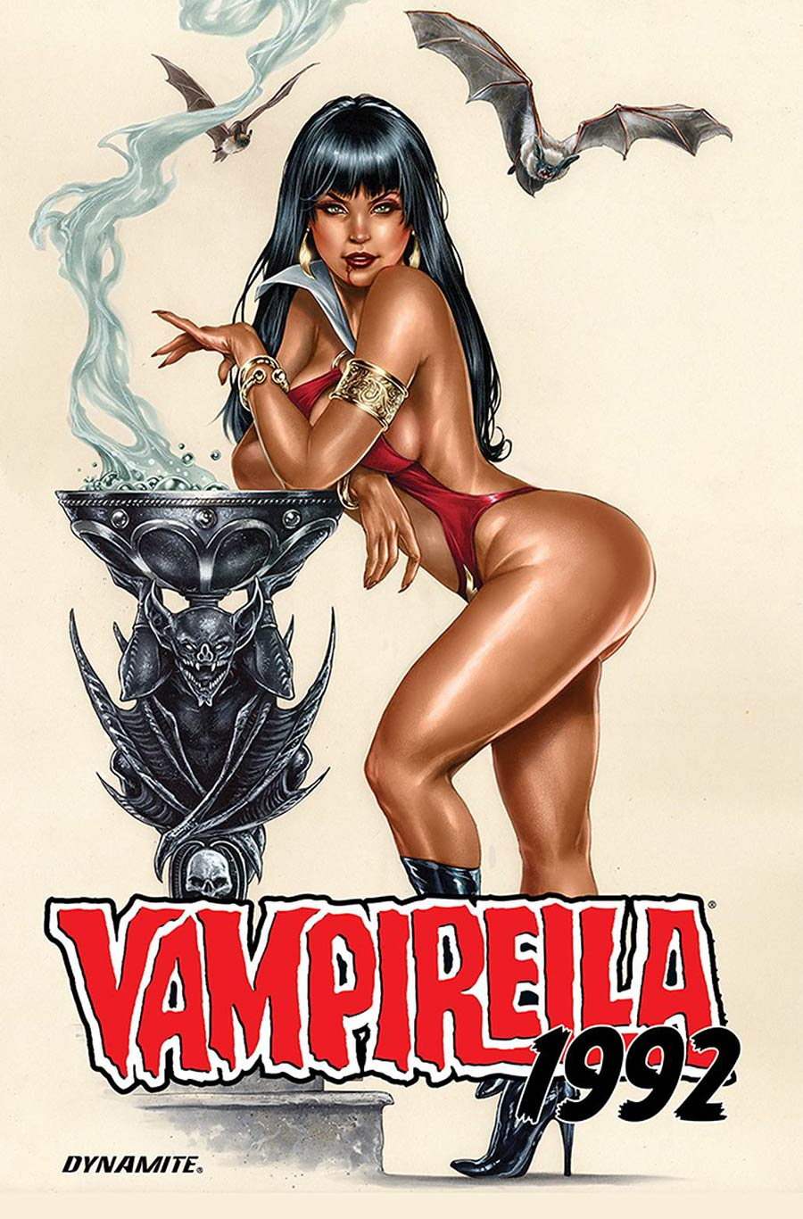 Vampirella 1992 #1 (One Shot) Cover A Regular Mike Krome Cover