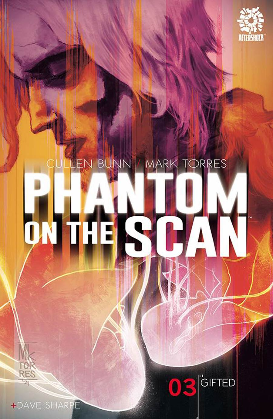 Phantom On The Scan #3